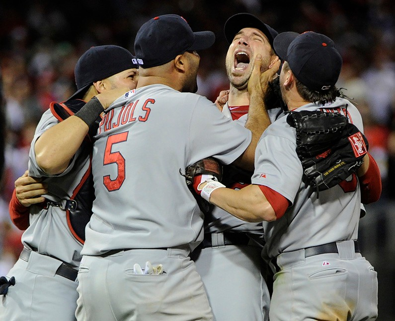 St. Louis Cardinals NLDS