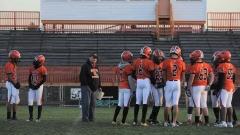 On a Winning Streak: Clairton High School Football Team