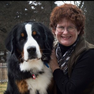 Eileen and Merlin, the Berner