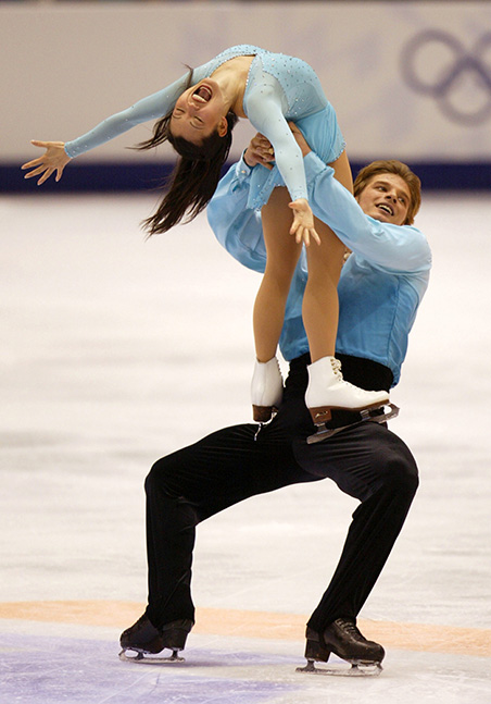 Olympic pairs